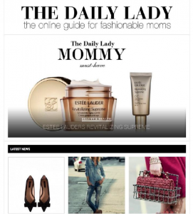 the daily lady website